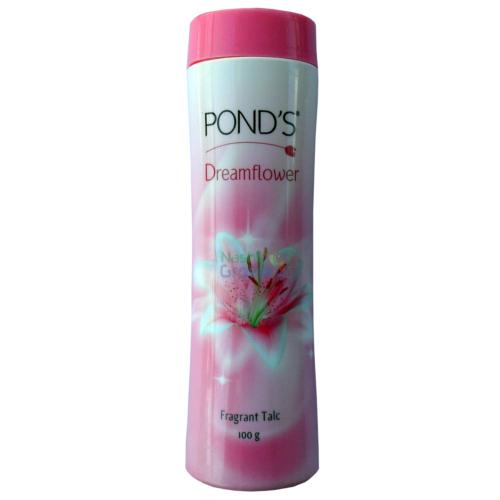 Ponds_Dreanflower_Talc_Powder_100g_pack