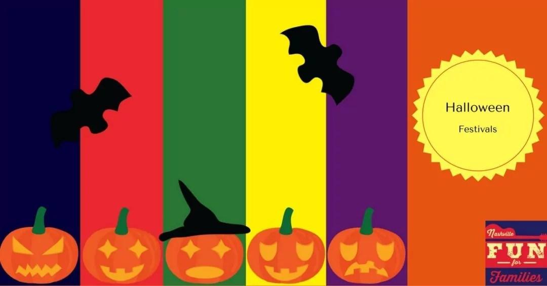 Family Friendly Halloween Festivals