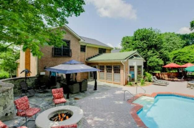 Hermitage Homes Swimming Pools Nashville Home Guru
