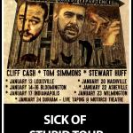 Sick of Stupid Tour at Zanies 1/20/2016