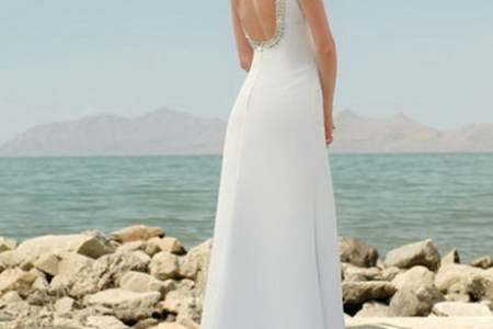 beach style wedding dresses 44 5