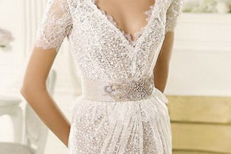 vintage inspired lace wedding dress 23 18