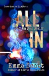 COVER REVEAL: All In by Emma Scott