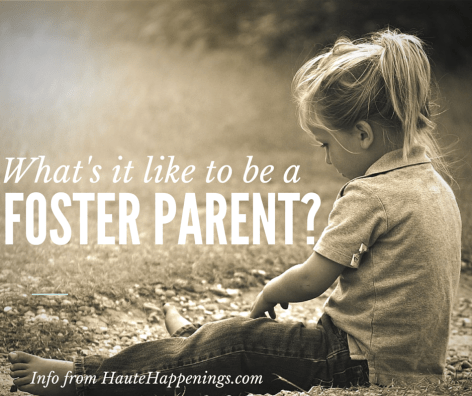 What's it like to be a foster parent?