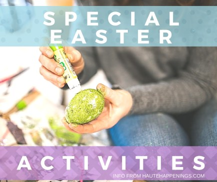 Easter Activities in Terre Haute and the Wabash Valley