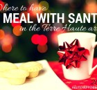 When and where to have breakfast with Santa in the Wabash Valley