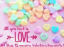Valentine's Day events for Terre Haute and the Wabash Valley