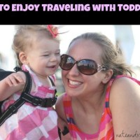 Activities for Travel--What's in Our Travel Bag of Tricks?