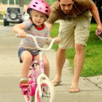 Easiest Way to Teach Your Child How to Ride a Bike