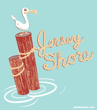 Jersey Shore Seagull