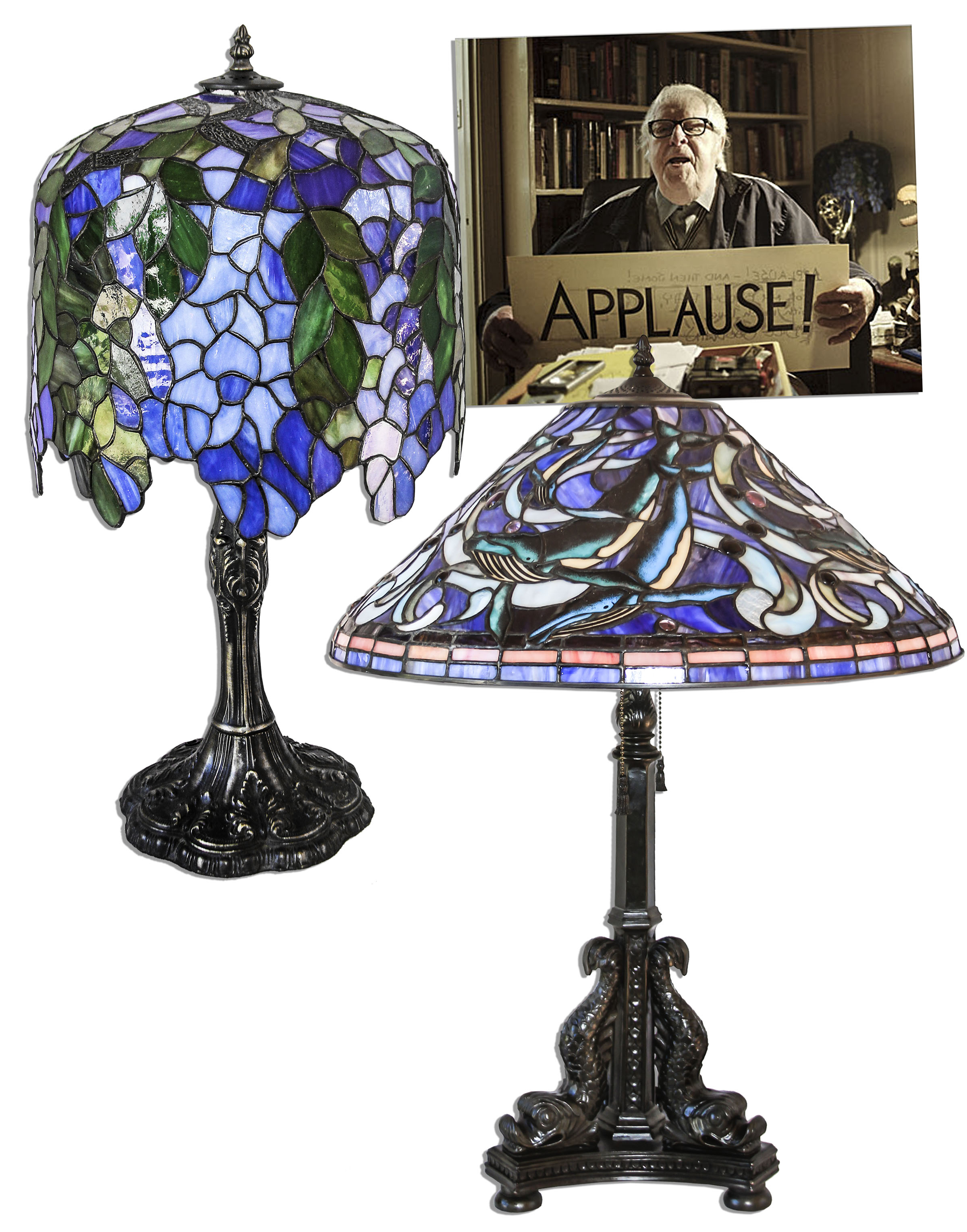 Examplary Ray Bradbury Personally Owned Pair Stained Glass Lamps Lot Detail Ray Bradbury Personally Owned Pair Stained Glass Lamps Stained Glass Lamps Patterns Stained Glass Lamps Uk houzz-03 Stained Glass Lamps