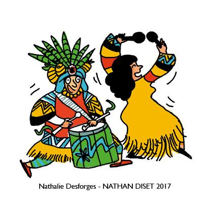 Nathalie Desforges jeu de cartes orthographe - Nathan Diset