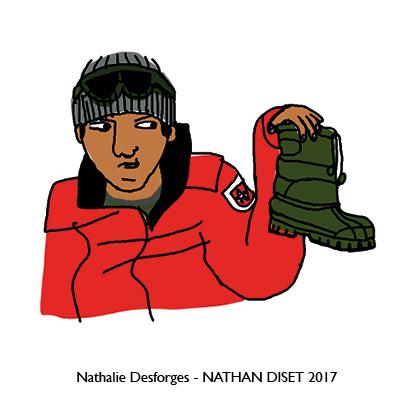 Nathalie Desforges jeu de cartes orthographe - Nathan Diset23