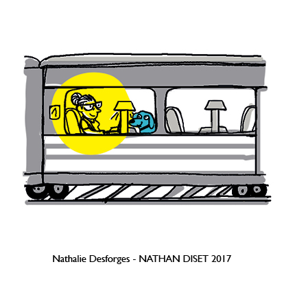 Nathalie Desforges jeu de cartes orthographe - Nathan Diset31