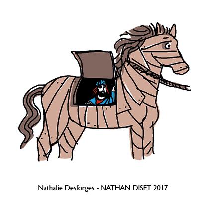 Nathalie Desforges jeu de cartes orthographe - Nathan Diset35
