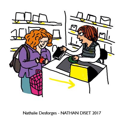 Nathalie Desforges jeu de cartes orthographe - Nathan Diset51
