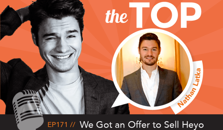 The Top Podcast Nathan Latka Episode 171