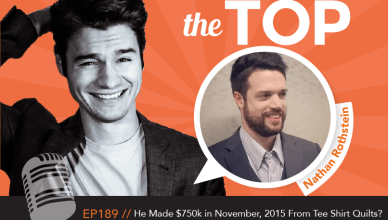 Nathan Rothstein The Top Podcast Episode 189