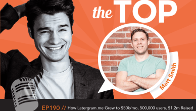 Matt Smith The Top Podcast Episode 190