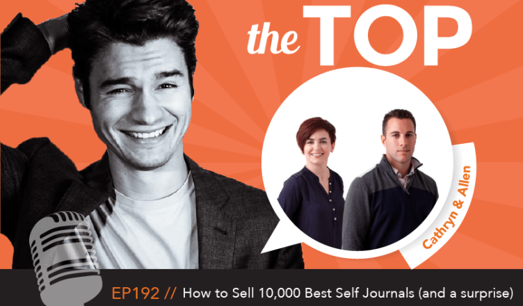 Cathryn Allen The Top Podcast Episode 192