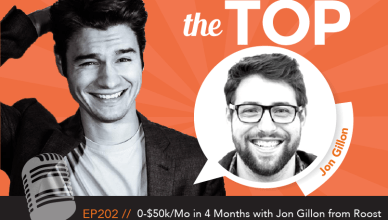 Jon Gillon The Top Podcast Episode 202