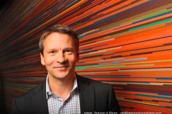 Demandbase CEO, Chris Golec