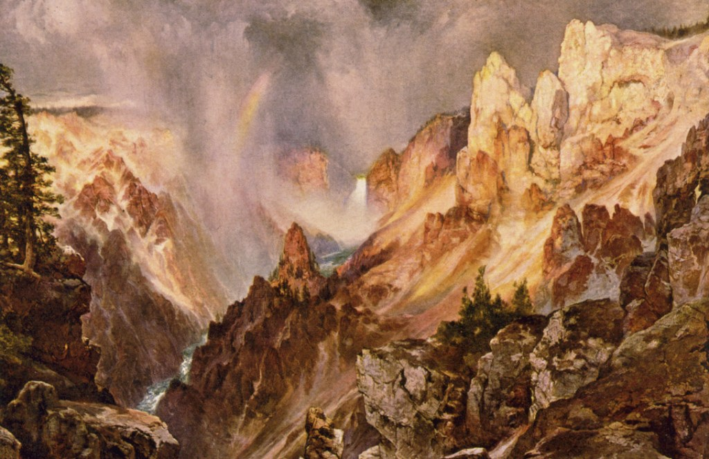 how_art_established_first_national_park_thomas_moran
