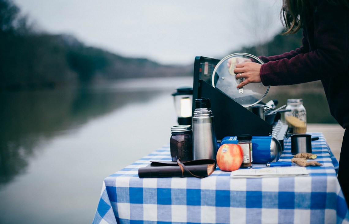 quest_trip_photos_national_park_quest_strouds_run_state_park_breakfast_karla