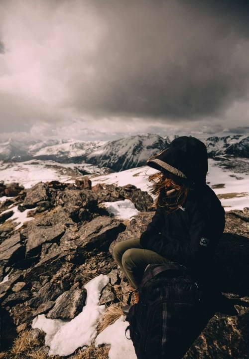 Winds on Sundance Mountain.