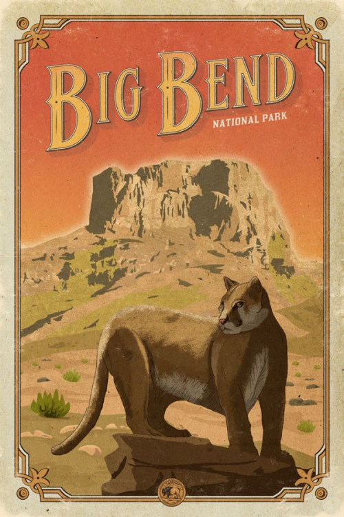 Big_bend_poster_mountain_lion_quest