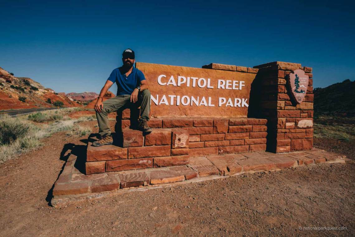 7_capitol_reef_national_park_facts_sign