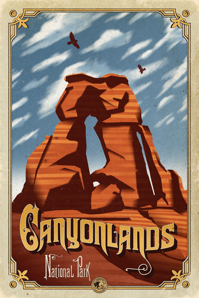 Canyonlands_poster_national_park_quest
