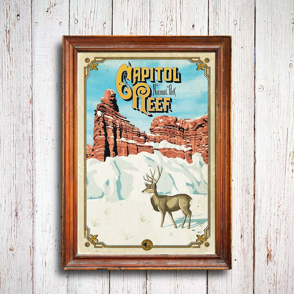 capitol_reef_poster_1_1024x1024_national_park_quest