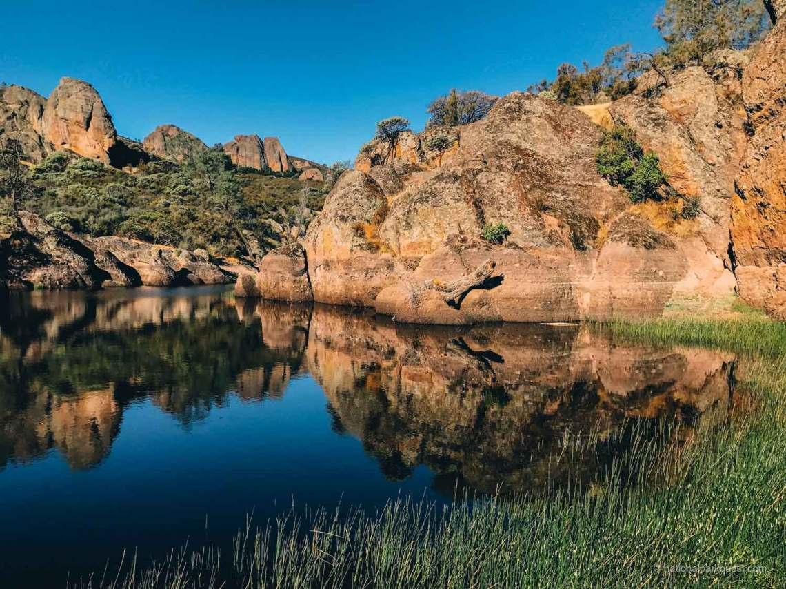 return_of_condor_pinnacles_lake