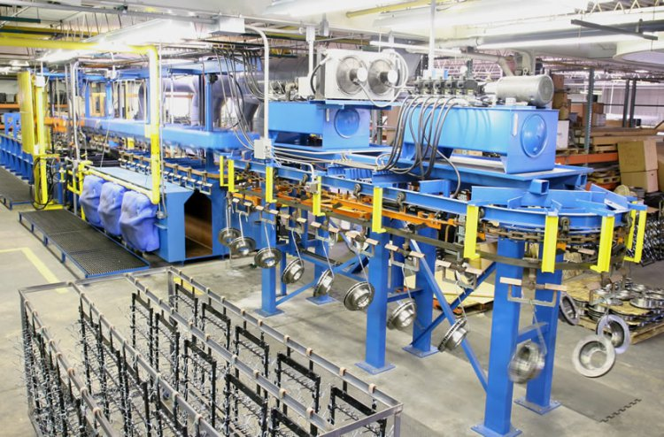 National Plating Corp Metal plating Facility
