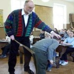 Proper Use of Corporal Punishment Gives Children Boundries