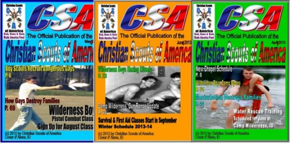 CSA Magazine is included with membership