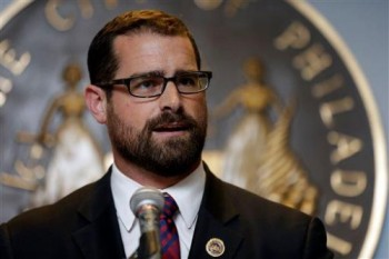 Pennsylvania Representative Brian Sims (D) is stunned by the fortunetelling skills of Daryl Metcalfe.