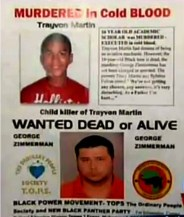 Death Warrant for Zimmerman. The White House Continues to Shelter the New Black Panthers from the Law