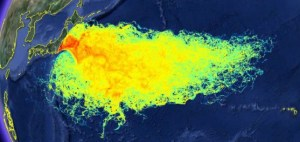 """Fukushima Plume of Death"" Will Strike Hawaii in about one hour. California will be hit about 90 minutes later."