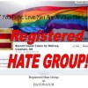 Registered Hate Grp 2