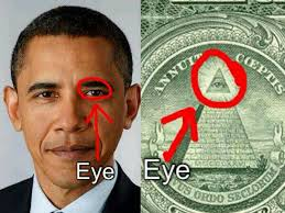 Proof that Obama is Illuminati.