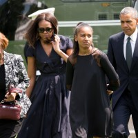 Obama Family Vacations Surpass $100 Million