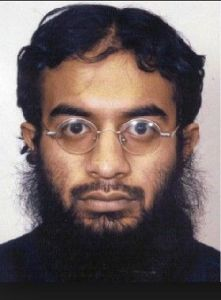 Terrorist Saajid Muhammad Badat