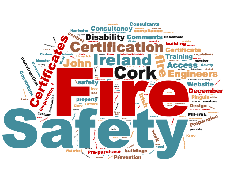 Fire Safety West Cork