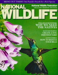 Cover of 2009 June/July National Wildlife: Tiny Terror of the Skies