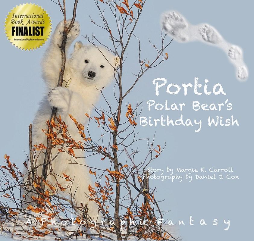 Cover of Portia Polar Bear's Birthday Wish