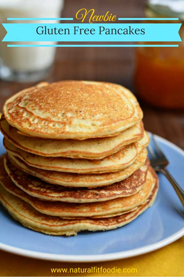 This is my go to gluten-free pancake recipe. If you're a gluten-free ...