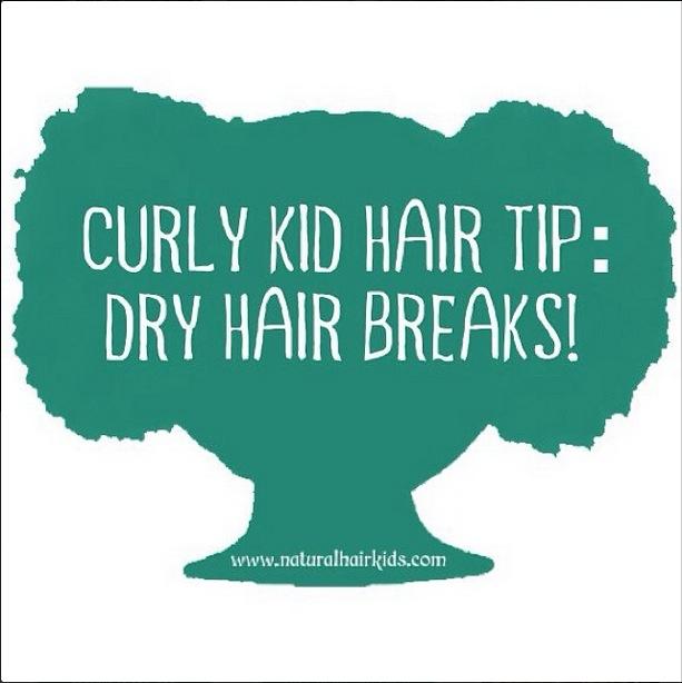 Natural Hair Tip