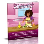 DIY Natural Hair Recipe Book